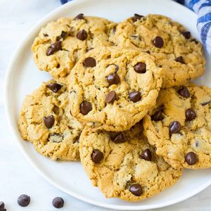 Peanut Butter Cookies by Cooking Teach