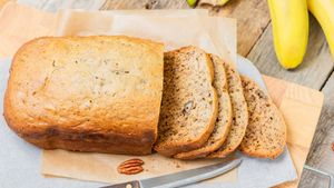Banana Bread Recipe By coking Teach