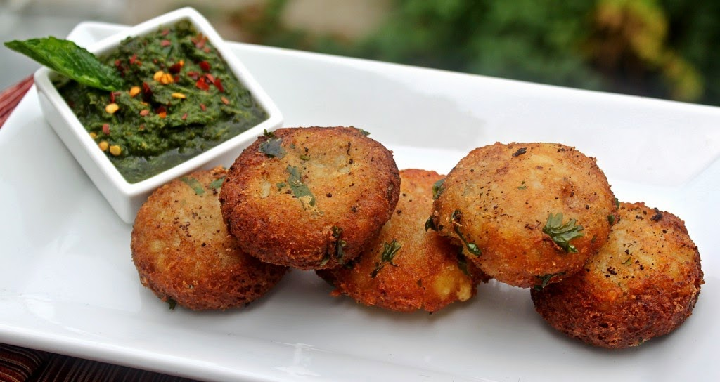 Aloo Tikki Recipe By Cooking Teach