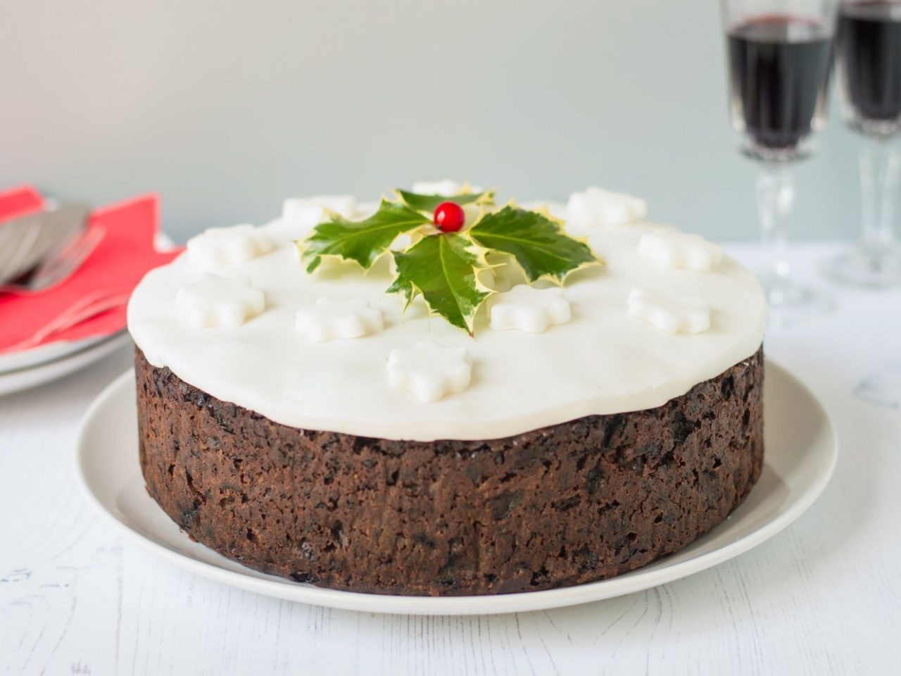Mary Berry Christmas Cake | Fruit Cake Recipes