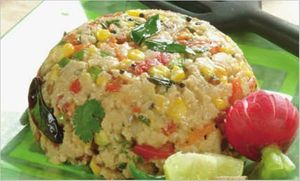 Corn Upma Recipe By Cooking Teach