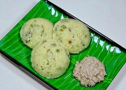 Rava Idli Recipe By Cooking Teach