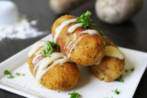 Chicken Croquettes Recipe By Cooking Teach