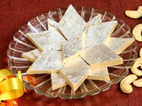 Kaju Katli Recipe By Cooking Teach