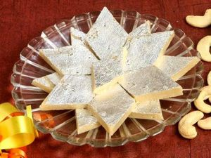 Kaju Katli Recipe By Cooking Teach