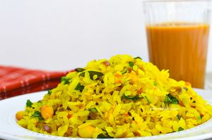 Poha Recipe By Cooking Teach