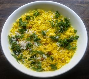 Lemon Rice Recipe By Cooking Teach