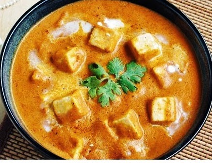 Badami Paneer Curry  by Cooking Teach