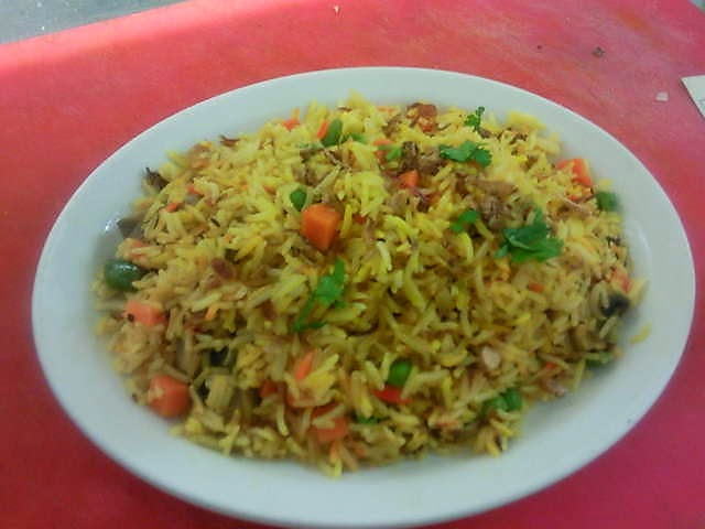 Subz Pulao By Cooking Teach