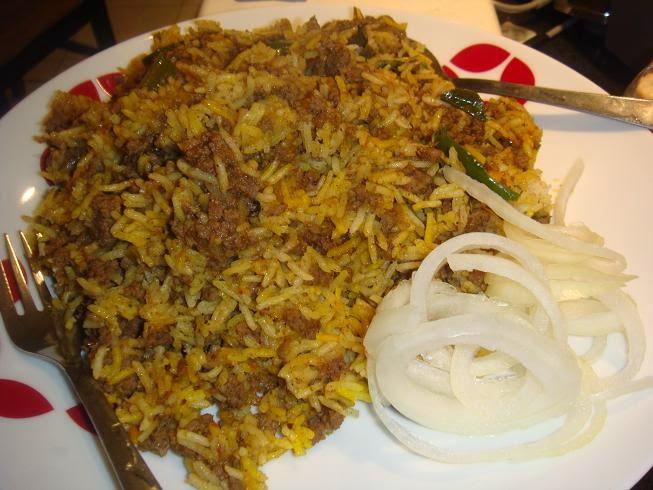 Keema Pulao Recipe By Cooking Teach