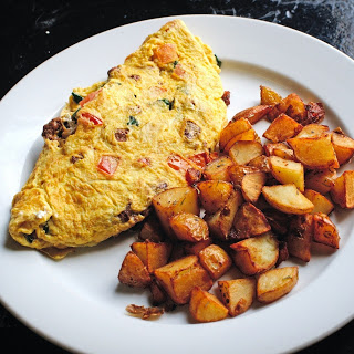 Cheese Omelette Recipe by Cooking Teach