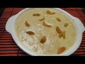 Vermicelli Kheer Recipe By Cooking Teach