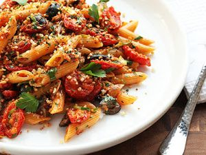 Red Sauce Pasta Recipe by Cooking Teach