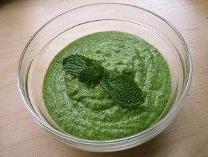 Mint Chutney Recipe by Cooking Teach