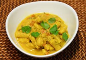 Gatte Ki Sabzi by Cooking Teach