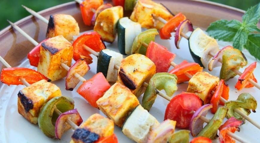 Tandoori Paneer Tikka Recipe By Cooking Teach