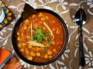 Chana Masala Recipe by Cooking Teach