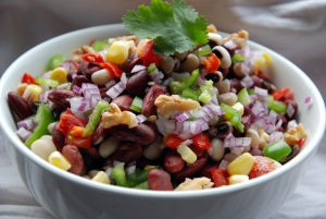Kidney Beans Salad Recipe by Cooking Teach