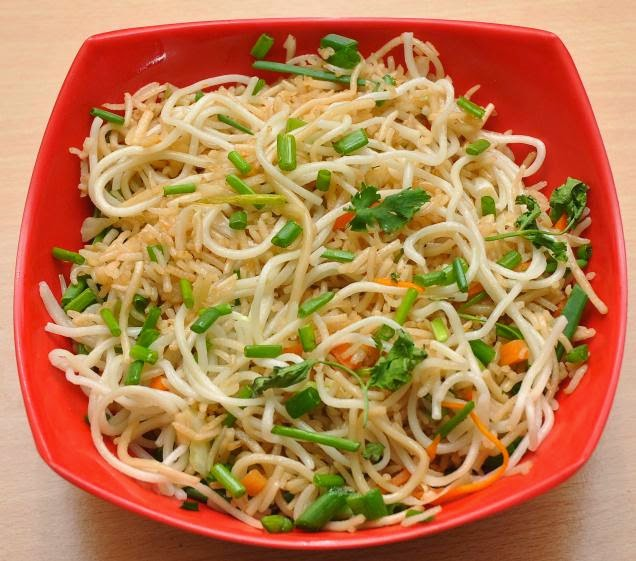 Veg Noodles Recipe By Cooking Teach