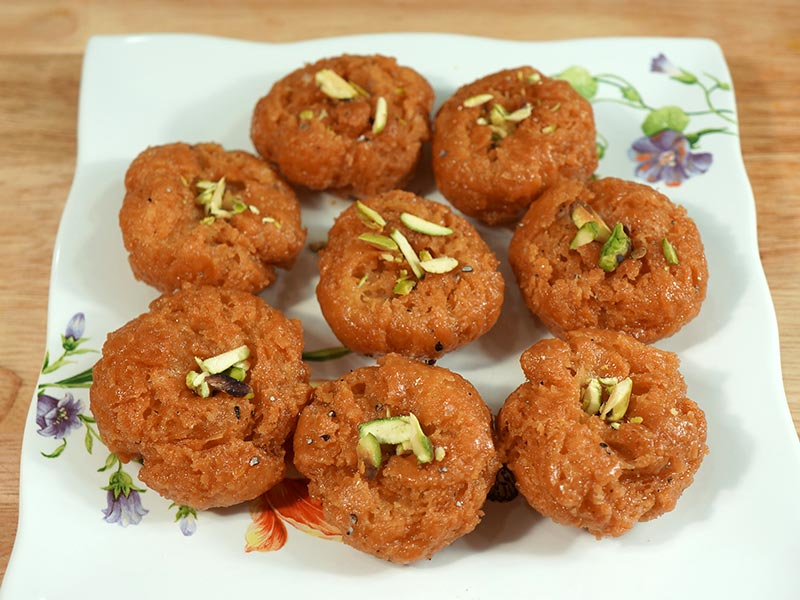 Balushahi Recipe by Cooking Teach