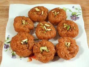 Balushahi Recipe by Cooking Teach