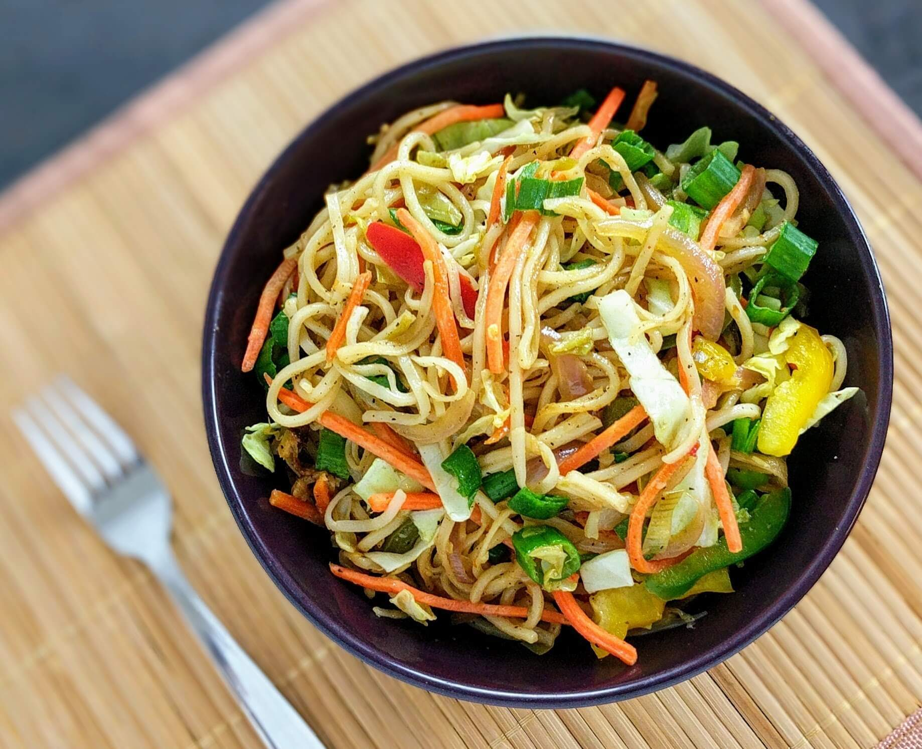 Hakka Noodles Recipe by Cooking Teach