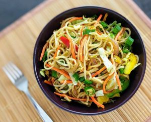 Hakka Noodles Recipe by Cooking Teach