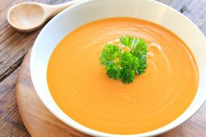 Pumpkin Soup Recipe by Cooking Teach